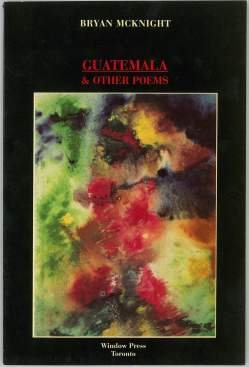 Guatemala & Other Poems cover